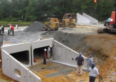 Forest Lake Dam Rehabilitation