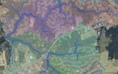 Cherrydale Lake and Dam Retrofit